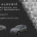 Milos Aleksic PR